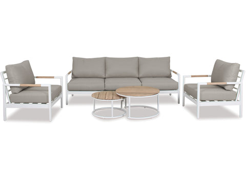 Fiori 5-pce Outdoor Lounge Suite
