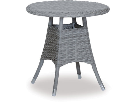 Phuket Wicker Side Table at Fabers Furnishings