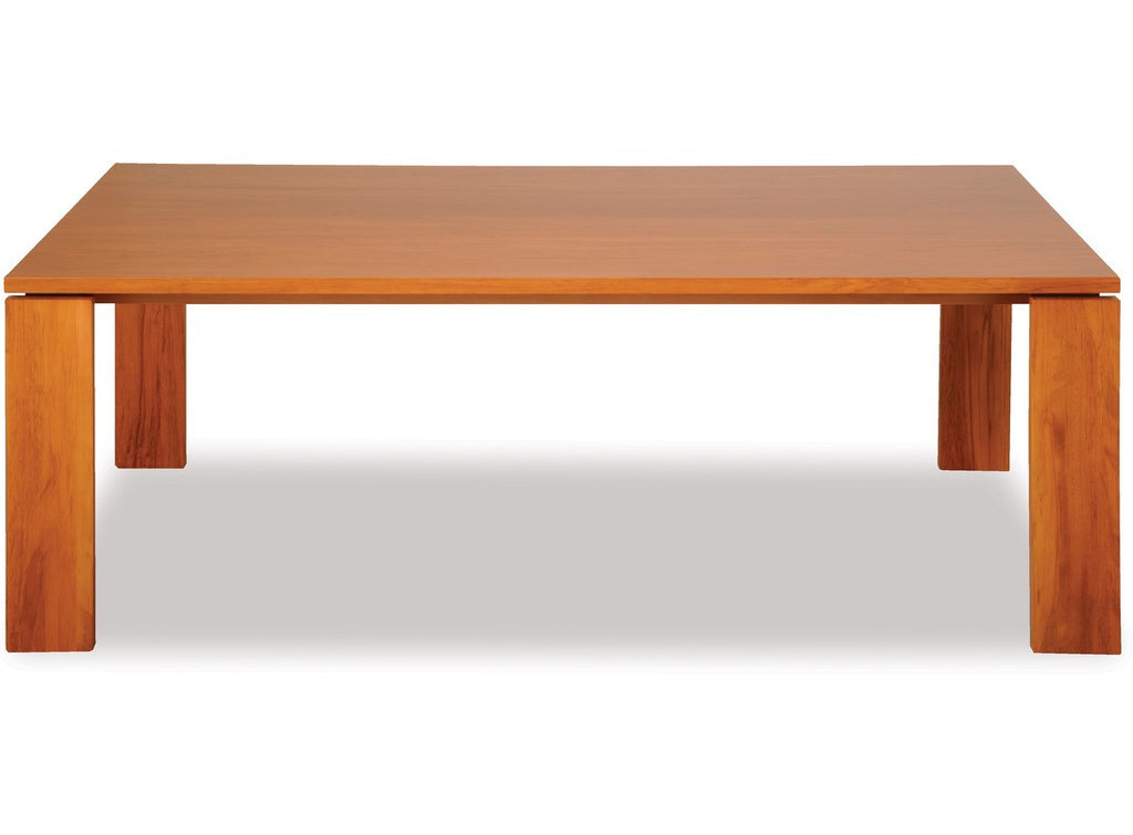 Elan Rimu Dining Table by Danske Mobler available at Fabers Furnishings