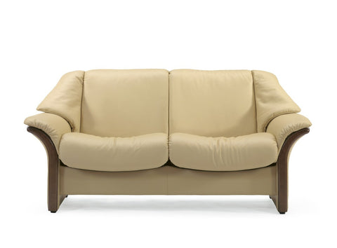 Eldorado Low 2 Seater Sofa by Stressless at Fabers Furnishings
