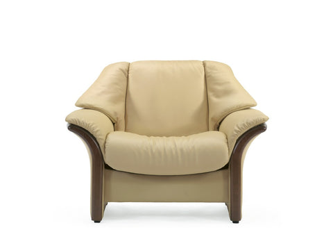 Eldorado Low Chair by Stressless at Fabers Furnishings