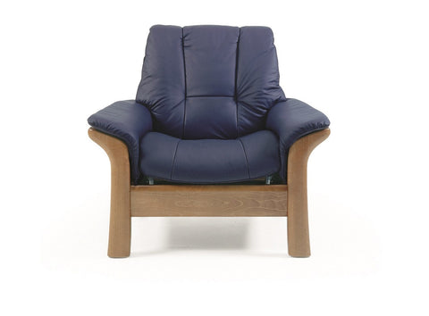 Windsor Low Chair by Stressless at Fabers Furnishings
