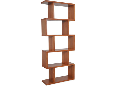 Danske Mobler ZigZag 800 Bookcase / Display Unit at Fabers Furnishings