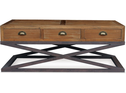 Danske Mobler Cross Coffee Table at Fabers Furnishings