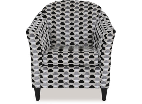 Danske Mobler Vincent Occasional Tub Chair available at Fabers Furnishings