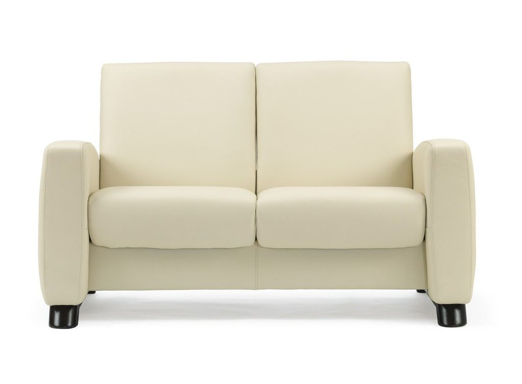 Arion Low 2 Seater Sofa by Stressless at Fabers Furnishings