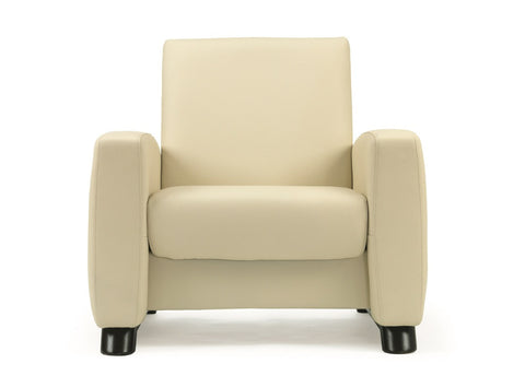 Arion Low Chair by Stressless at Fabers Furnishings