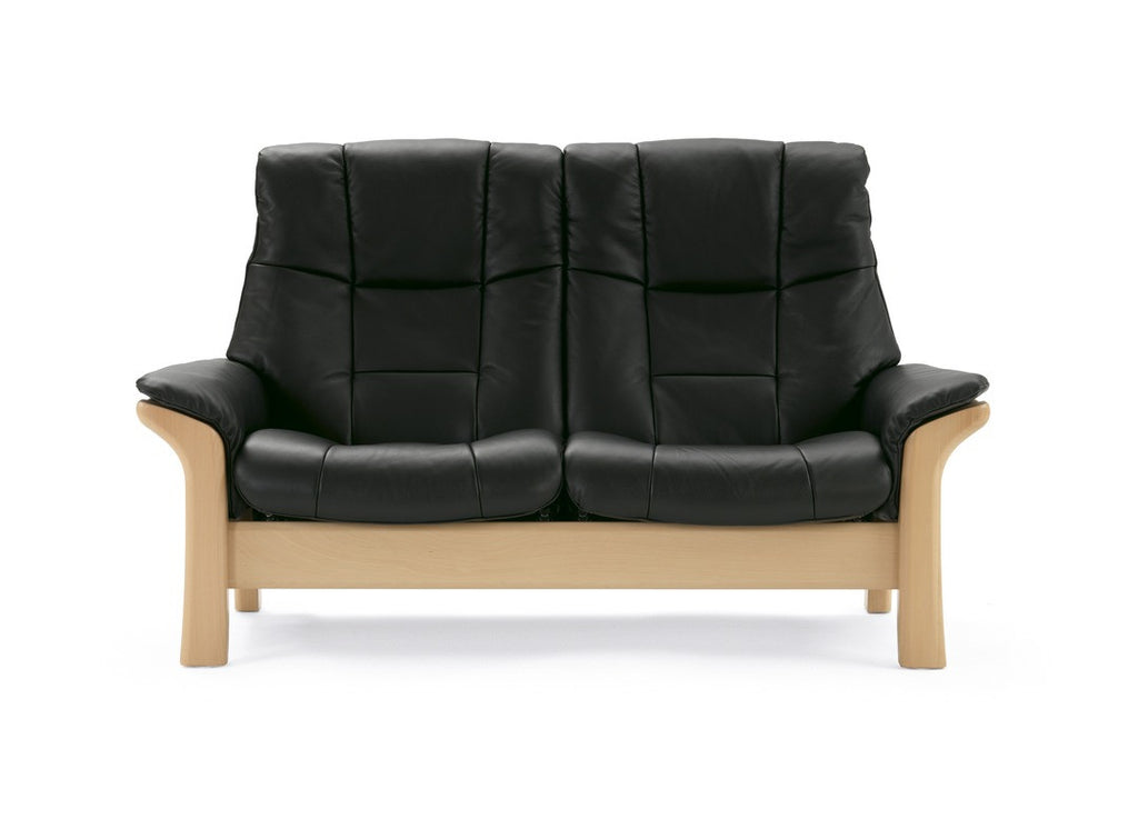 Buckingham High 2 Seater Sofa by Stressless at Fabers Furnishings
