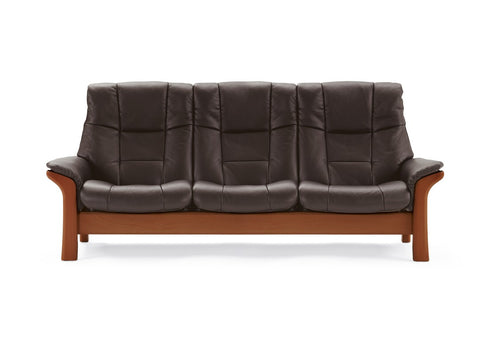 Buckingham High 3 Seater Sofa