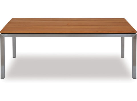 Danske Mobler Coast 2000 Outdoor Rosewood Table available at Fabers Furnishings