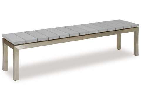 Inlet Bench by Eden Danske Mobler available at Fabers Furnishings