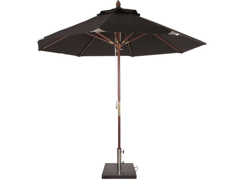 Eden Pro 2.7m Umbrella at Fabers Furnishings