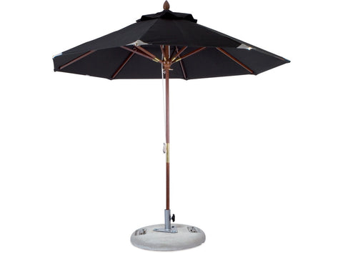 Eden Pro 3.5m Umbrella at Fabrers Furnishings
