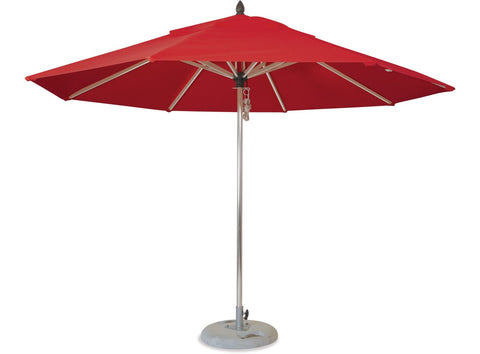 Inlet 3.5m Umbrella by Eden Danske Mobler available at Fabers Furnishings