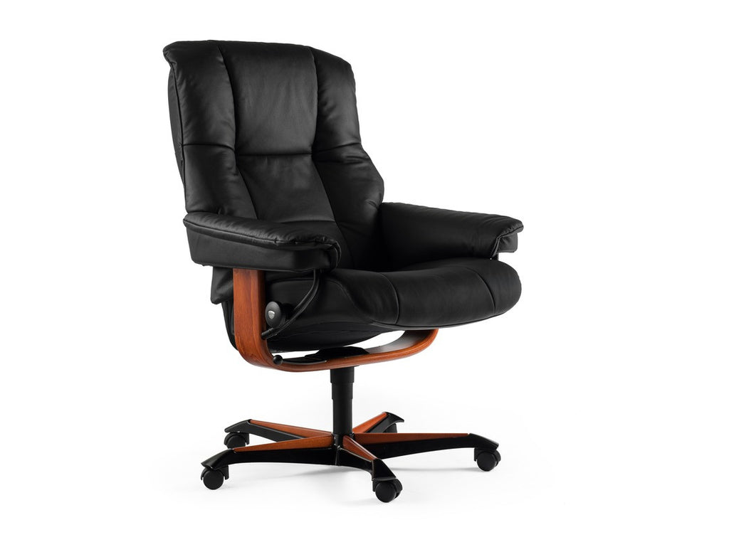 Mayfair Office Chair by Stressless at Fabers Furnishings
