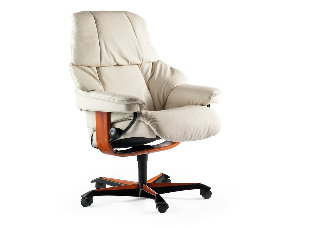 Reno Office Chair by Stressless at Fabers Furnishings