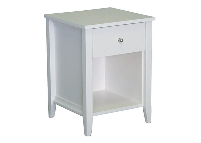 Adventure 1 Drawer Bedside by Coastwood available at Fabers Furnishings