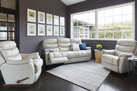 La-Z-Boy Andover 3 Seater Sofa Glideaway at Fabers Furnishings
