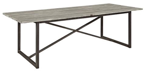 Artwood Anson Outdoor Dining Table available at Fabers Furnishings