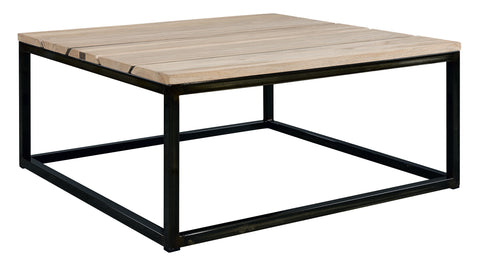 Artwood Anson Square Outdoor Coffee Table available at Fabers Furnishings