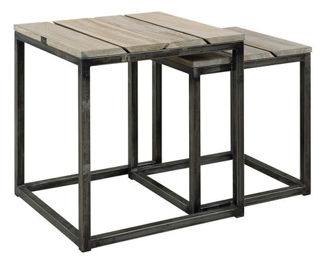 Artwood Anson Outdoor Coffee Table - Set of 2 available at Fabers Furnishings
