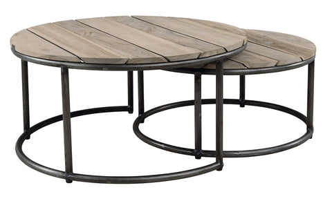 Artwood Anthony Outdoor Coffee Table - Set of 2 available at Fabers Furnishings