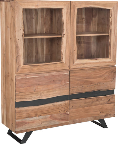 Paulack Berlin Display Cabinet available at Fabers Furnishings