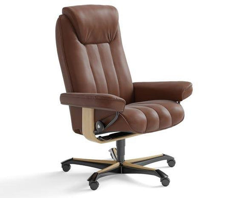 Bliss Office Chair by Stressless at Fabers Furnishings