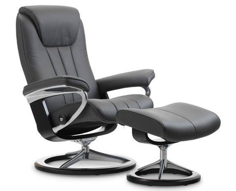 Bliss Leather Recliner- Signature Base- Stressless