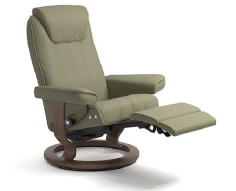Bliss Leg Comfort Recliner- Stressless available at Fabers Furnishings