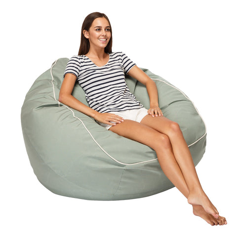 Coast New Zealand Marine Bean Luxury Beanbag available at Fabers Furnishings