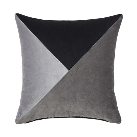 Warwick Paloma Cushion - Flint at Fabers Furnishings