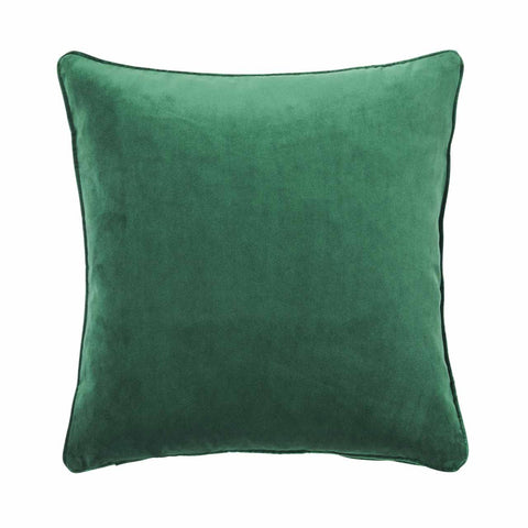Warwick Zoe Cushion - Forrest at Fabers Furnishings