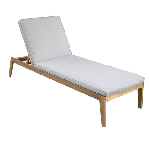 Excalibur Capri Sun Lounger at Fabers Furnishings