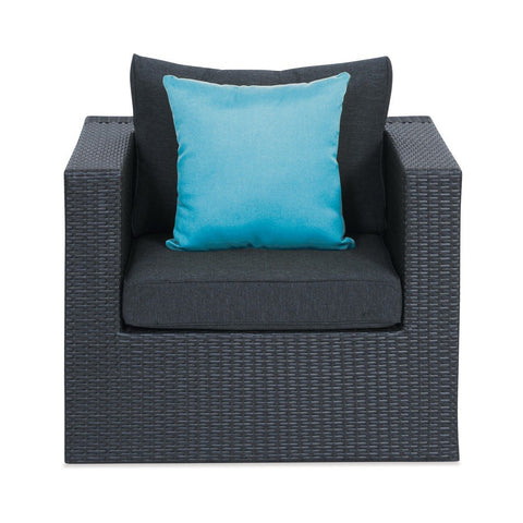 Danske Mobler Mode Outdoor Wicker Chair available at Fabers Furnishings