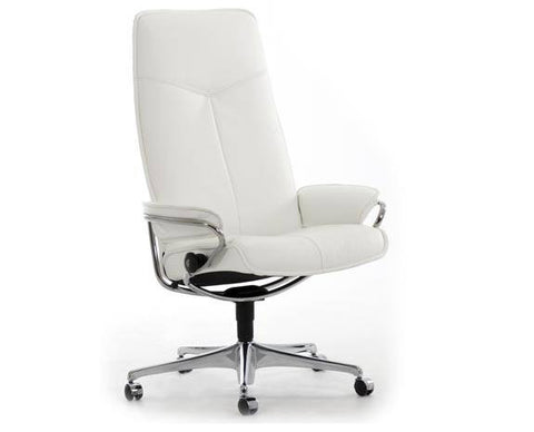 City High Office Chair by Stressless at Fabers Furnishings