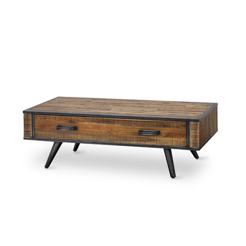 Rustic Skandy Coffee Table by FbD available at Fabers Furnishings