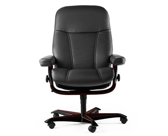Consul Office Chair by Stressless at Fabers Furnishings