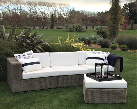 Artwood Malibu Modular Outdoor Lounge Suite available at Fabers Furnishings