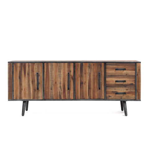 Rustic Skandy Large Sideboard