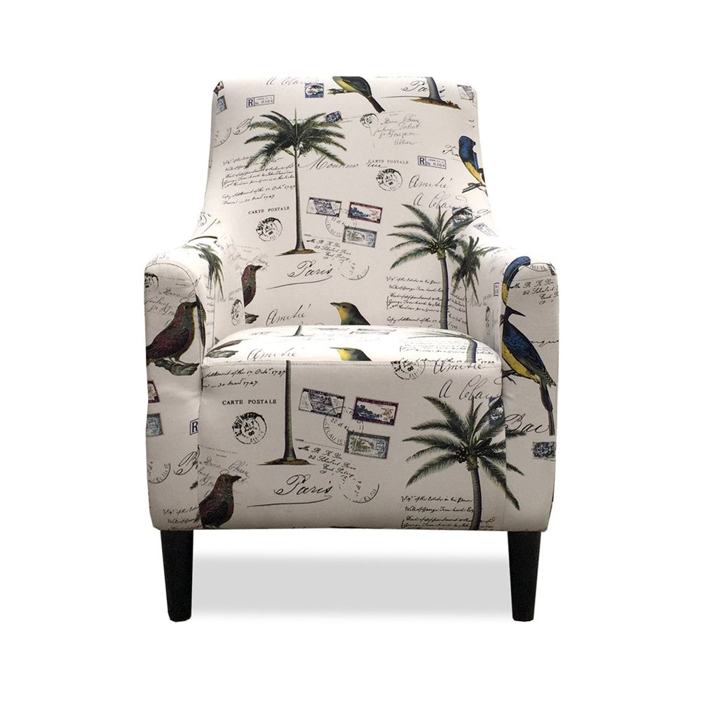 Furniture By Design Tropical Occasional Chair available at Fabers Furnishings