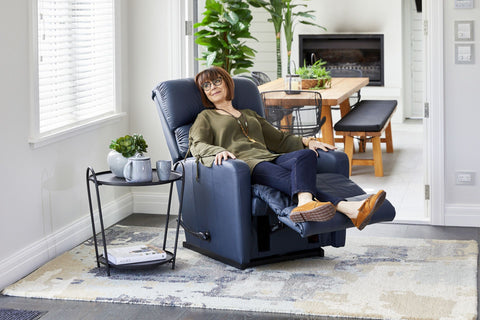 Mira Recliner by La-Z-Boy Available at Fabers Furnishings