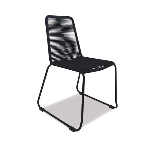 Danske Mobler Nissi Rope Dining Chair at Fabers Furnishings