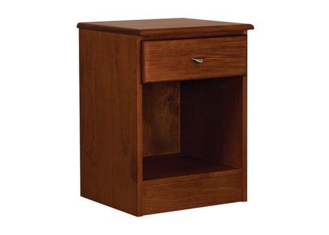 Northville 1 Drawer Bedside by Coastwood available at Fabers Furnishings
