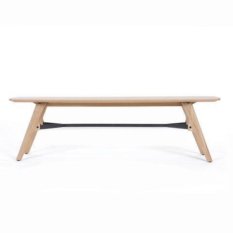 Furniture by Design Flow Bench available at Fabers Furnishings