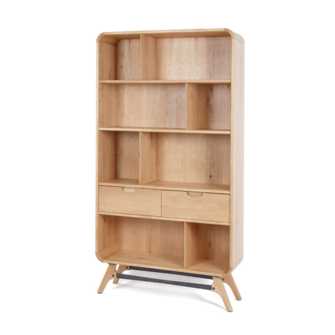 Flow Display / Bookcase at Fabers Furnishings