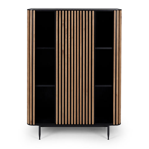Furniture by Design Linea Highboard available at Fabers Furnishings