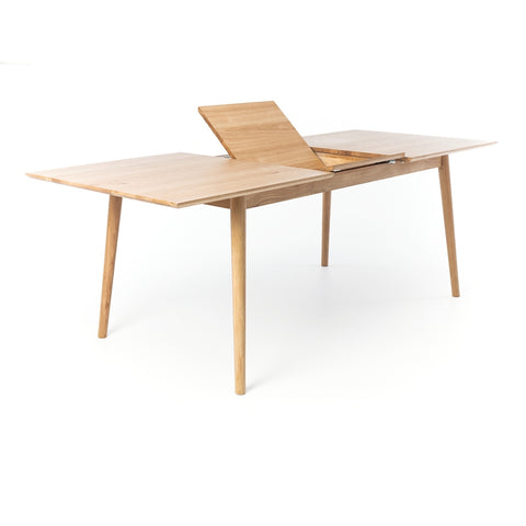 Furniture by Design Nordik Extension Dining Table Fabers Furnishings