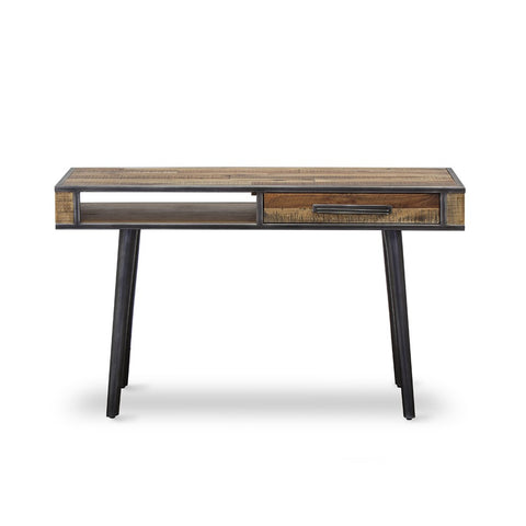 Rustic Skandy Console Table by FbD available at Fabers Furnishings