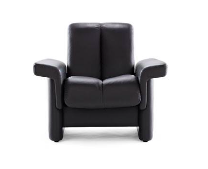 Legend Low Chair by Stressless at Fabers Furnishings